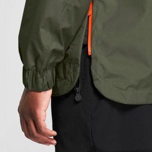 a1a78b7d45894 Hunter Jackets & Coats - HUNTER X Target Mens Olive Green Rain Jacket